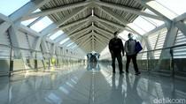 Suasana Terkini Bandara Soetta di Tengah Gempuran Corona