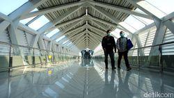 Saat Terminal-Bandara-Pelabuhandi Jabodetabek Lumpuh Kena Imbas Larangan Mudik