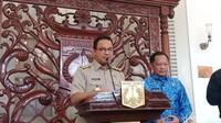 Anies Perpanjang Masa Tanggap Darurat Corona di DKI hingga 19 April 2020