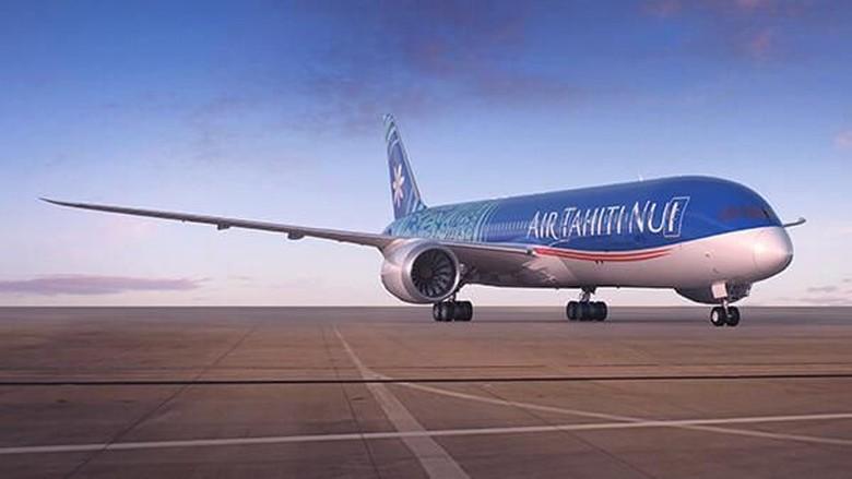 Boeing 787 Dreamliner Air Tahiti Nui