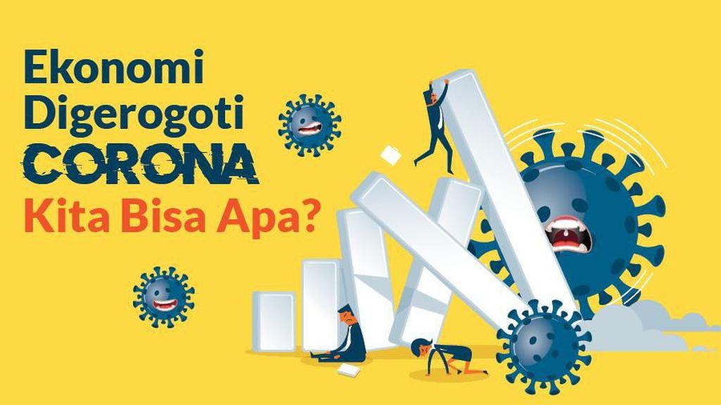 Podcast Tolak Miskin: Ekonomi Digerogoti Corona, Kita Bisa Apa?