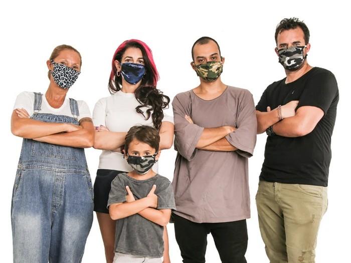 Tala Alamudin dikritik karena jual masker Rp 400 ribuan