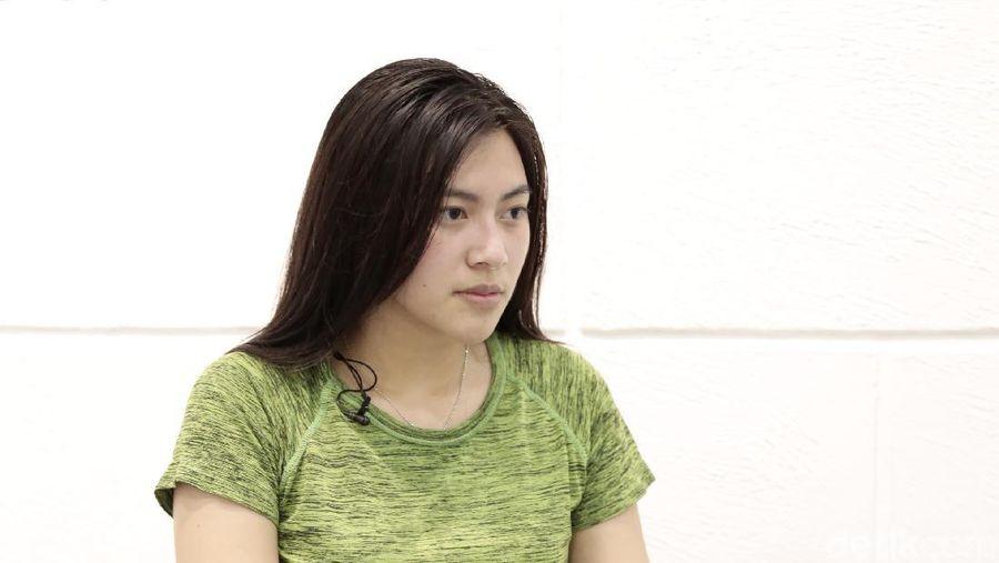 Resiah Lim saat ditemui di kawasan Gading Serpong.