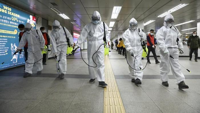 Korsel jadi salah satu negara dengan jumlah kasus virus Corona yang tinggi di luar China. Langkah apa saja yang diambil Korsel untuk cegah penyebaran COVID-19?