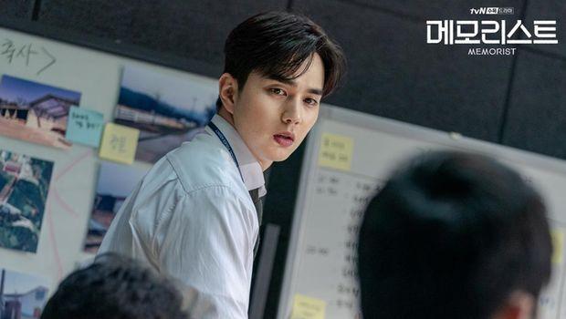Drama Korea tvN 'Memorist'