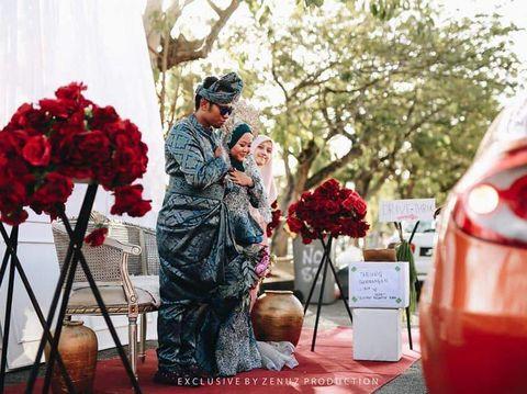 Kisah 5 Pengantin Menikah Saat Corona, Sedia Hand Sanitizer & Ruang Isolasi