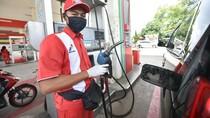 Pertamina Bagikan 1.000 Jahe Merah Instan Produk UMKM ke Petugas SPBU