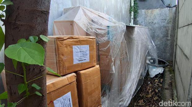 Bea Cukai Sita 652 Ribu Batang Rokok Ilegal di Makassar