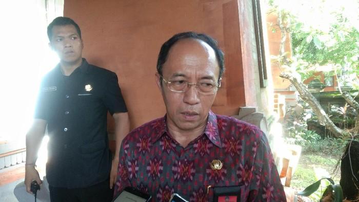 Kepala Dinas Kesehatan Bali I Ketut Suarjaya.
