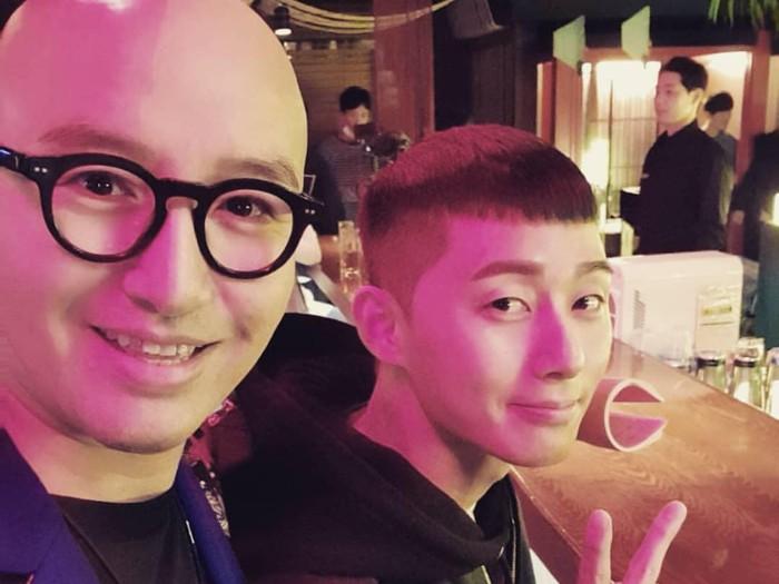 Kafe milik Hong Seok Cheon tutup karena corona. (dok. Ist)