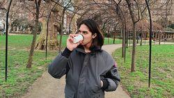 Pandemi Corona, El Rumi Kesusahan Cari Hand Sanitizer di London