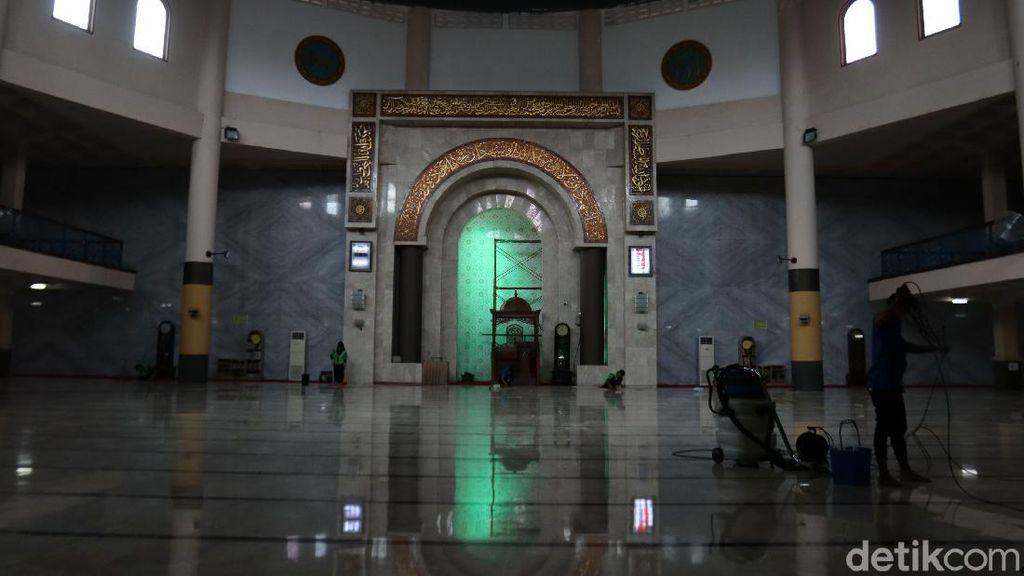 Ini Deretan Masjid di Bandung yang Gelar Salat Id Besok