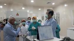Mengintip Fasilitas Uji Spesimen Corona di Yogyakarta