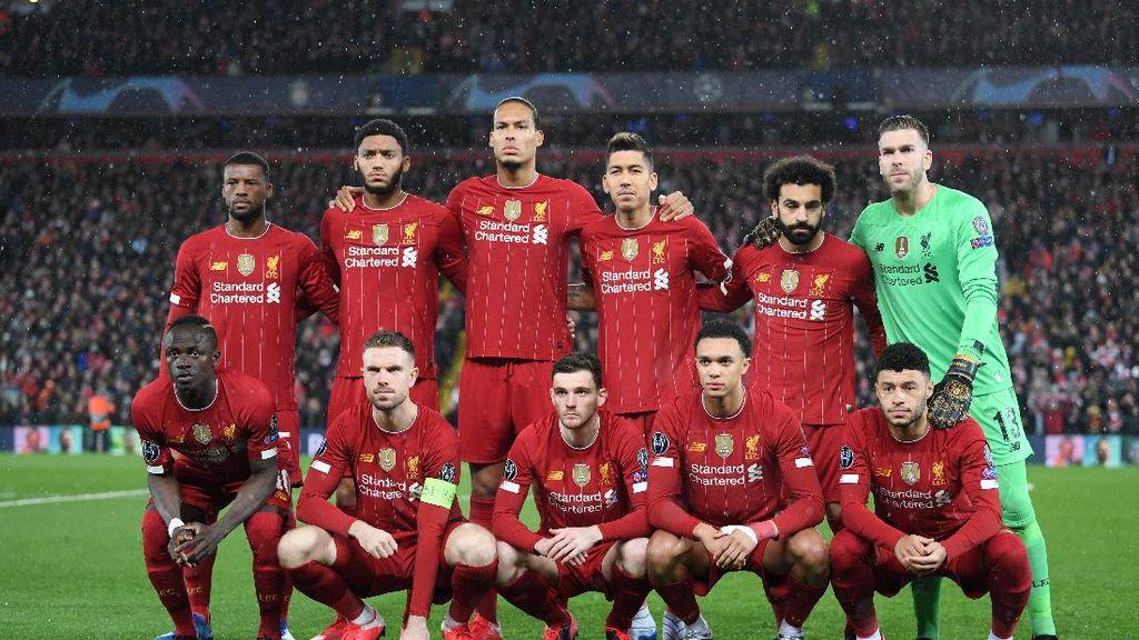 Semestinya Liverpool Sudah Juara Liga Inggris