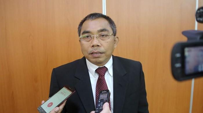 Ketua Fraksi PDIP DPRD DKI Jakarta Gembong Warsono.