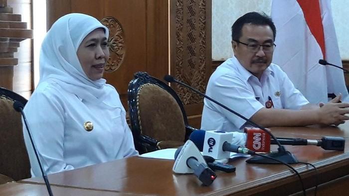 Pasien Positif Corona Di Jawa Timur Jadi 8 Orang Satu Meninggal