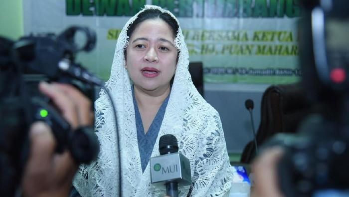 Ketua DPR Puan Maharani