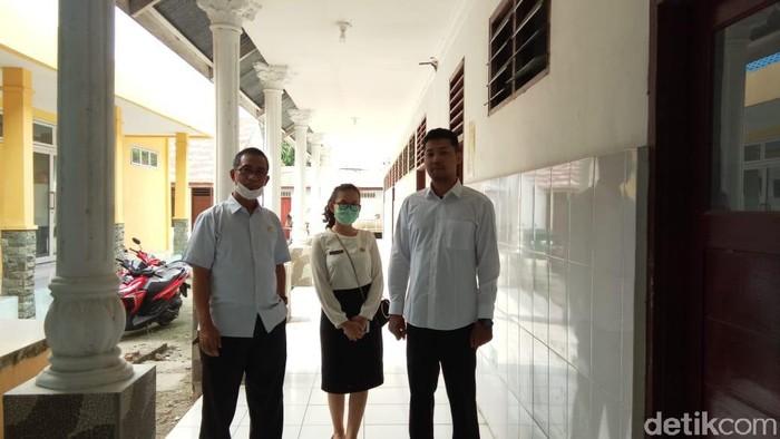 Sekretaris Komisi B DPRD Sumatera Utara (Sumut) Ahmad Hadian melakukan inspeksi mendadak (sidak) ke Rumah Sakit Umum (RSU) Indrapura, Kabupaten Batu Bara (dok. Istimewa)