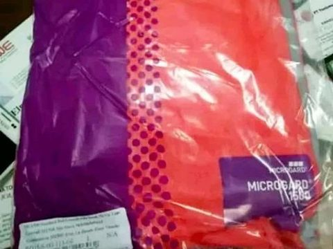 Virus Corona Merajalela, Baju Anti Virus Corona di Indonesia Laku?