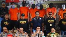 Polda Metro Jaya Bekuk 6 Pemilik 24 Senjata Api Ilegal