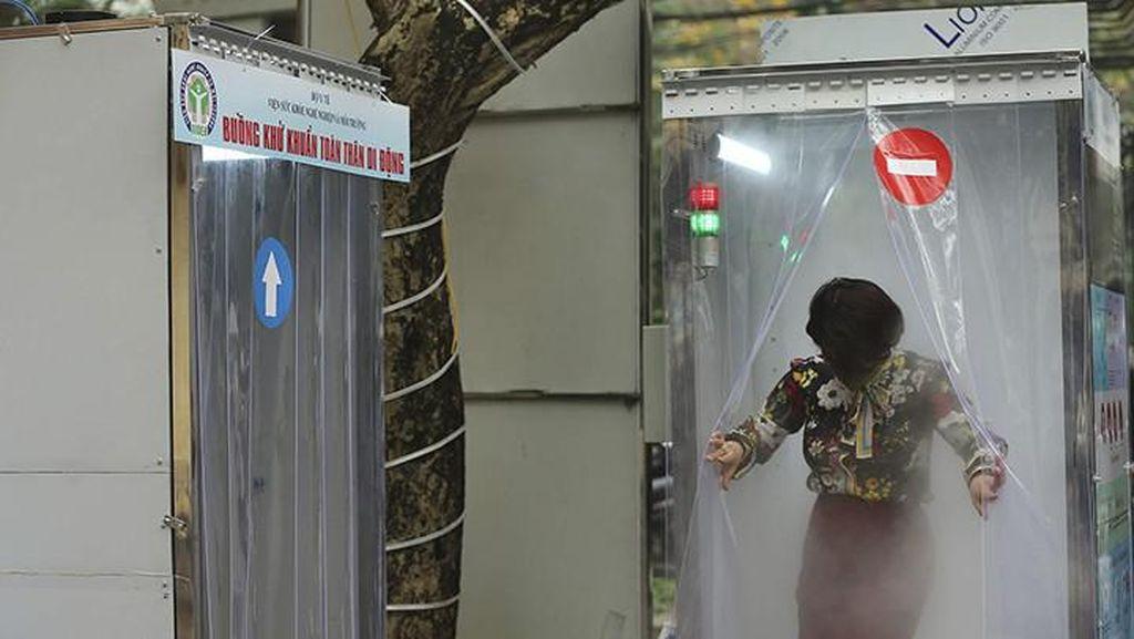 Vietnam Punya Banyak Bilik Sakti Hapus Virus Corona, Bagaimana dengan RI?