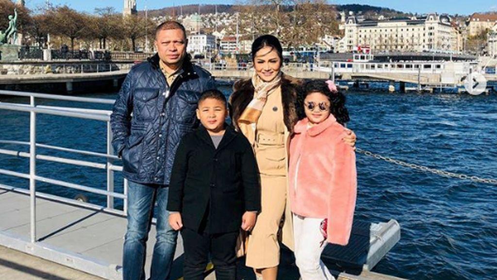 Liburan Krisdayanti ke Eropa di Tengah Wabah Corona Tuai Kritikan