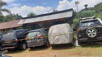Pura-pura Rental, Dua Pria Luwu Timur Ditangkap Gadai 11 Mobil