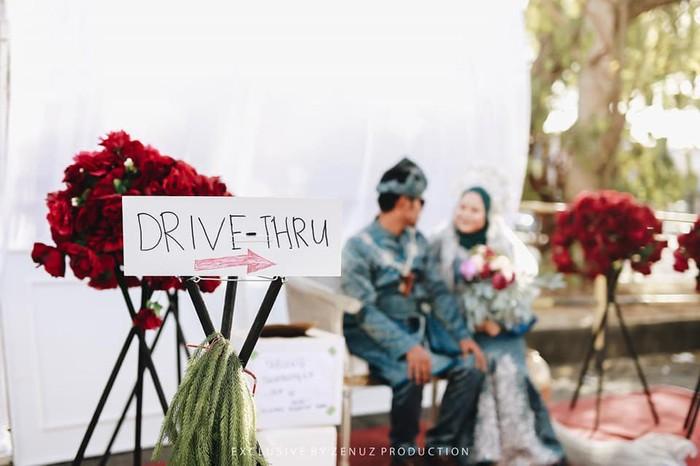 nikah drive thru