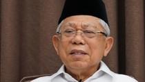 Kala Maruf Amin Melipur Lelah Gubernur Jakarta Tangani Corona