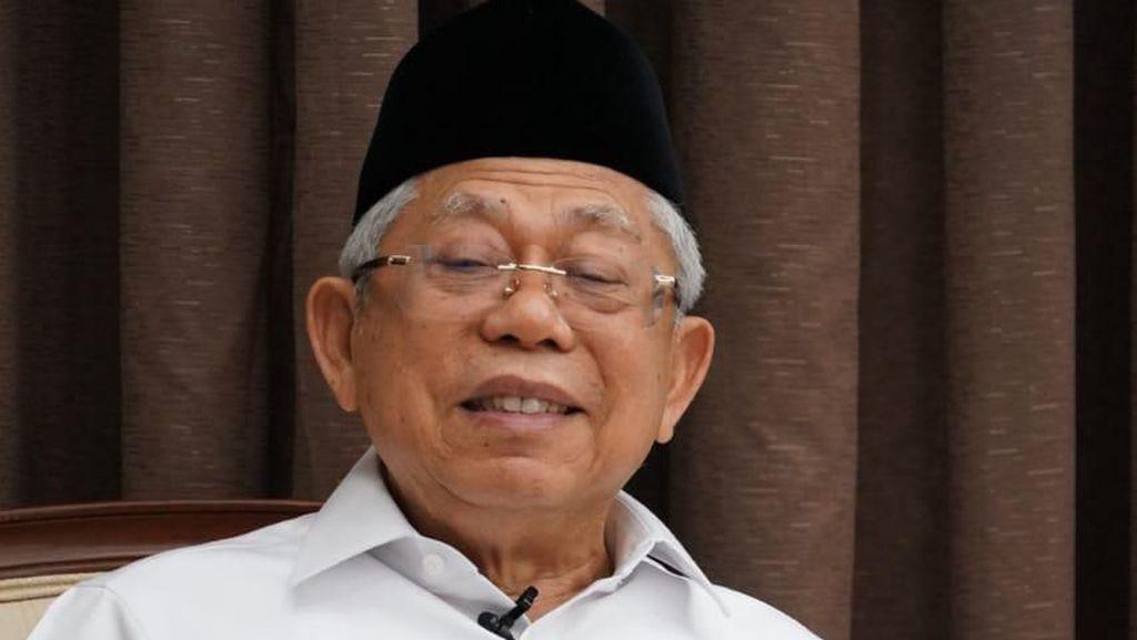 Pandemi Corona, Maruf Minta Pembayaran Zakat Dimajukan Sebelum Ramadhan