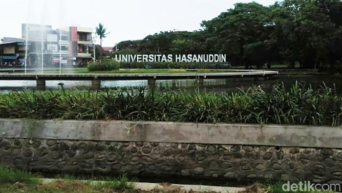 Universitas Hasanuddin (Unhas) Makassar telah tiga hari meliburkan aktivitas perkuliahan untuk mencegah penyebaran virus Corona. Kini kampus tersebut menjadi sepi.
