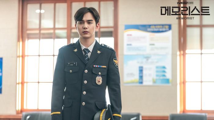 Drama Korea tvN Memorist