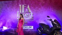 Intip Lagi Kemeriahan Acara Insert Fashion Awards 2020