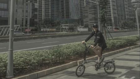 Braktivitas di Jakarta dengan Sepeda
