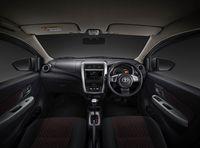 Interior Toyota Agya.
