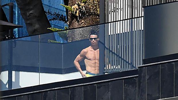 Mantan Presiden Juventus Kritik Cara Karantina Ronaldo