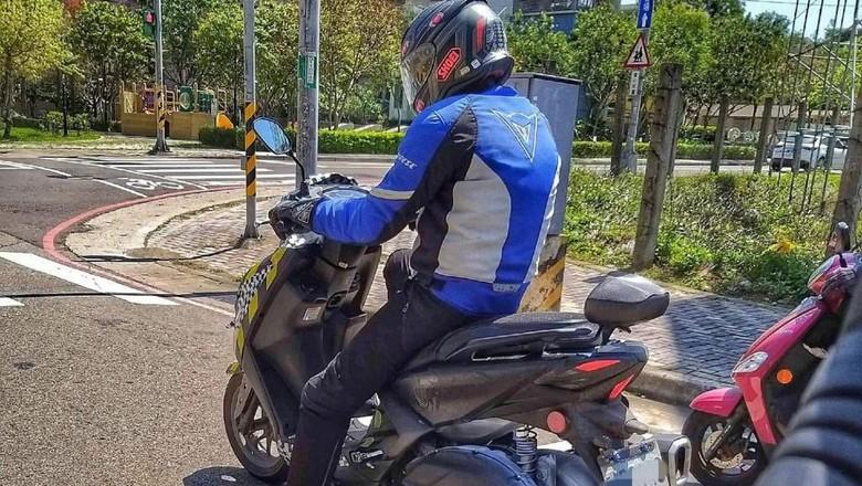Calon skutik 125 cc baru Yamaha
