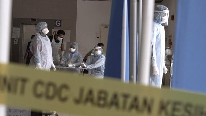 Pandemi virus Corona telah menginfeksi lebih dari 217 ribu orang di sedikitnya 166 negara dan wilayah. Jumlah korban meninggal telah melampaui 8.900 orang.