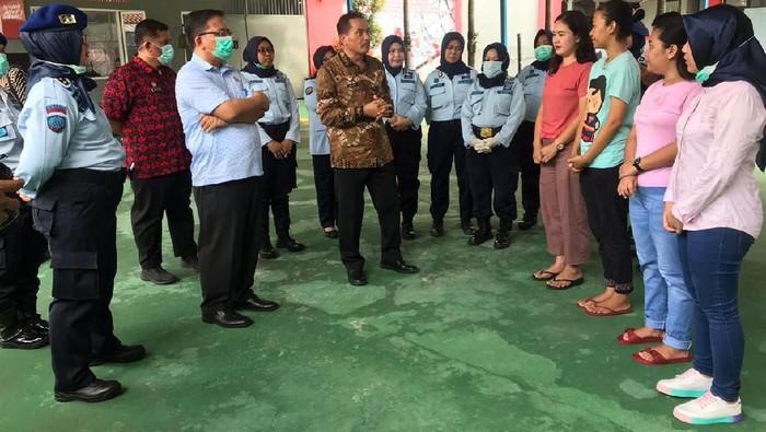Ombudsman tinjau Lapas dan Rutan Pondok Bambu