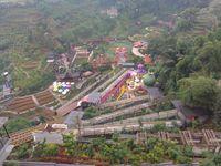 Tempat wisata di Kabupaten Bandung Barat ditutup selama 14 hari.