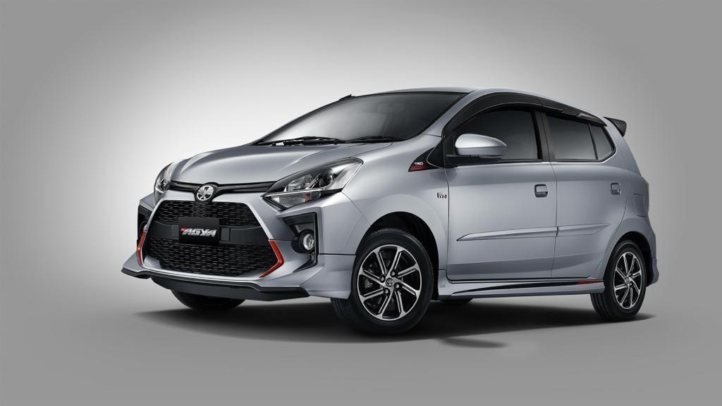 Dihantui Virus Corona, Toyota Yakin Agya Bisa Laku 2.200 Unit Sebulan