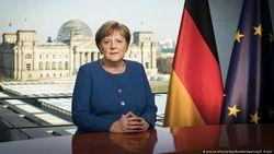 Merkel Ingin AS-Uni Eropa Teken Perjanjian Dagang Baru