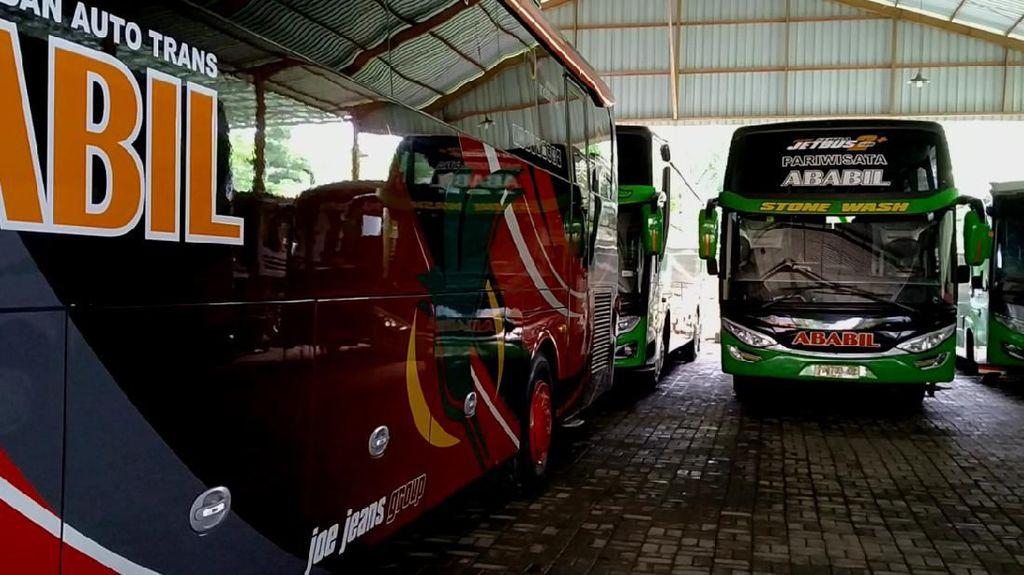 Tarif Bus Naik hingga 50%, Ada Efeknya ke Pengusaha?