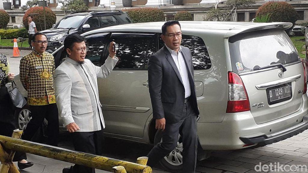 Aa Gym Ikut Tes Corona di Bandung, Apa Hasilnya?