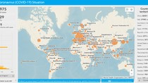 Video Update Global: Kasus Covid-19 di Dunia Capai 1.438.994
