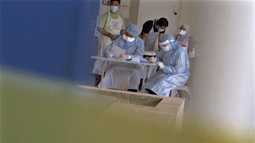 WHO Prediksi Puncak Kasus Corona di Malaysia Pertengahan April