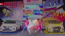 Apa Saja yang Baru dari Daihatsu Ayla dan Daihatsu Sirion?