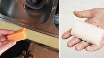 Bukan Sabun, Wanita Ini Tak Sadar Berhari-hari Cuci Tangan Pakai Keju