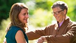 Citra Sempurna Bill Gates dan Melinda yang Ternoda