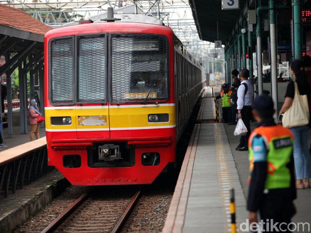 Kereta Api Kehilangan Puluhan Juta Penumpang Selama Pandemi